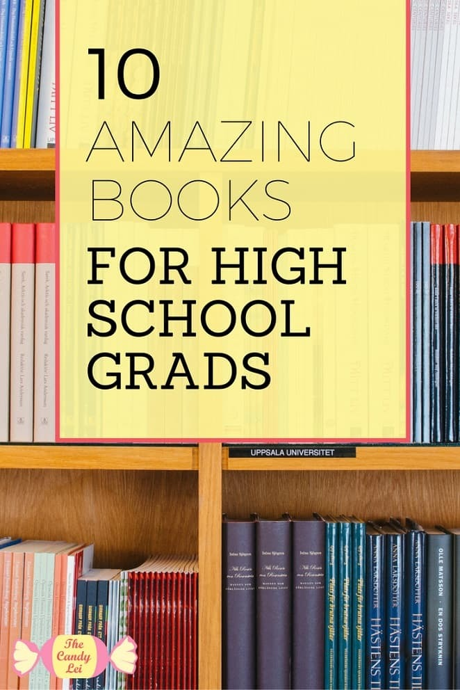 10 books for high school grads