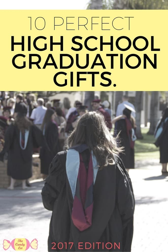Perfect gifts for High School grads