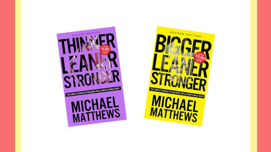 Bigger Leaner Stronger Book Recommendation