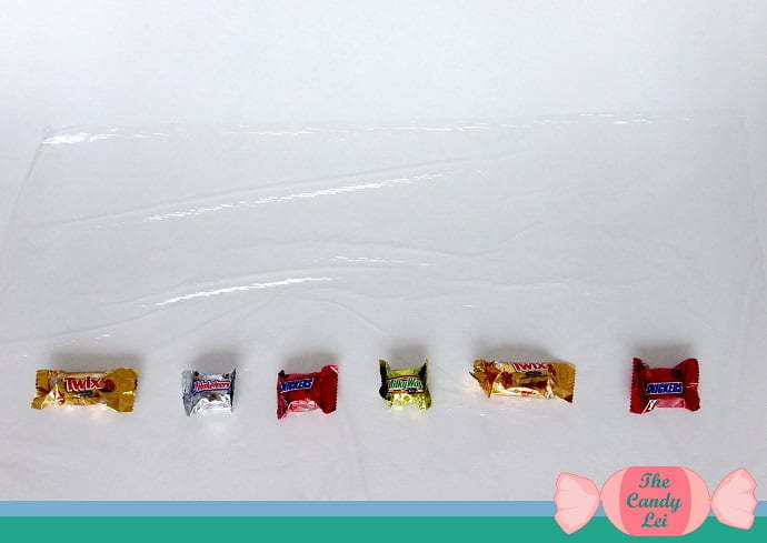 How to Make Candy Leis for Graduation 2