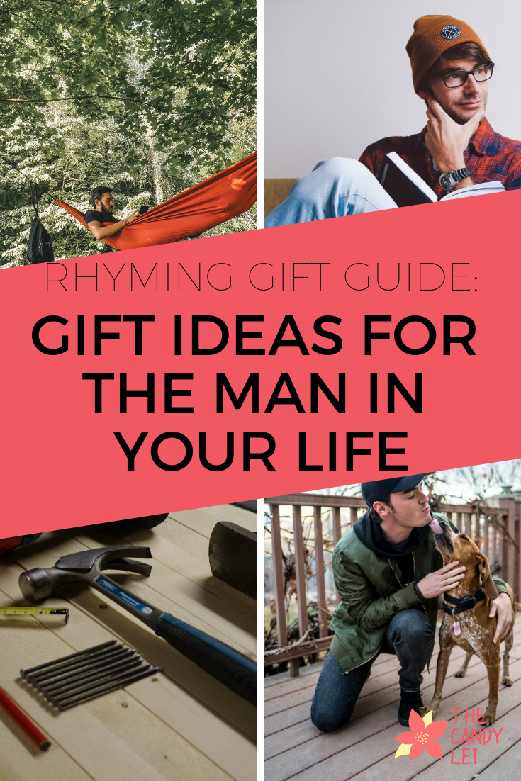 The Rhyming men's gift guide