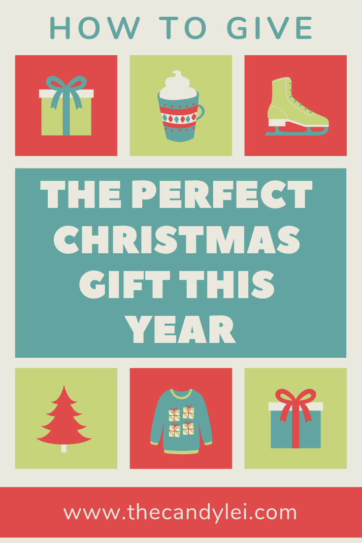 How to give the perfect Christmas gift this year