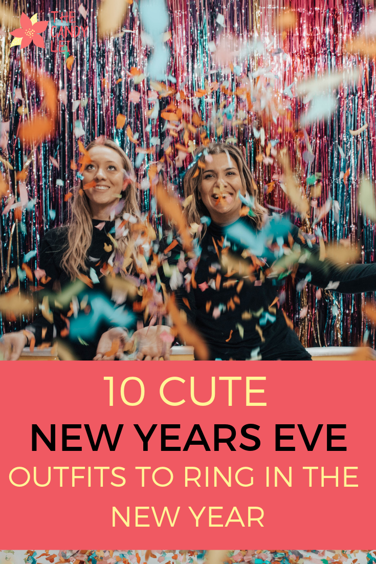 10 Cute New Years Eve outfits to ring in the new year