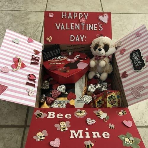Valentines day gifts for your long distance boyfriend