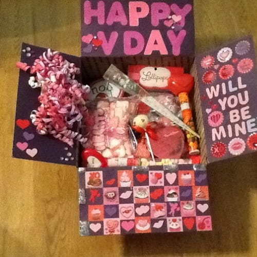 14 cute valentines day care packages for your long distance relationship