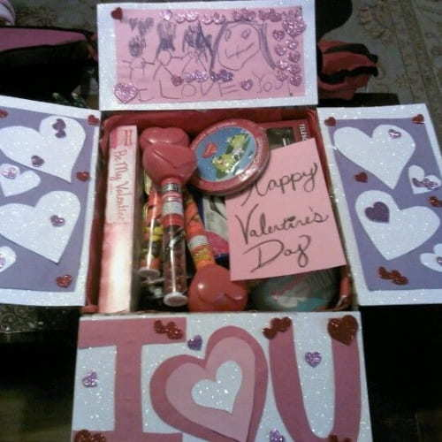 Awesome Valentines Day care packages for your loved one