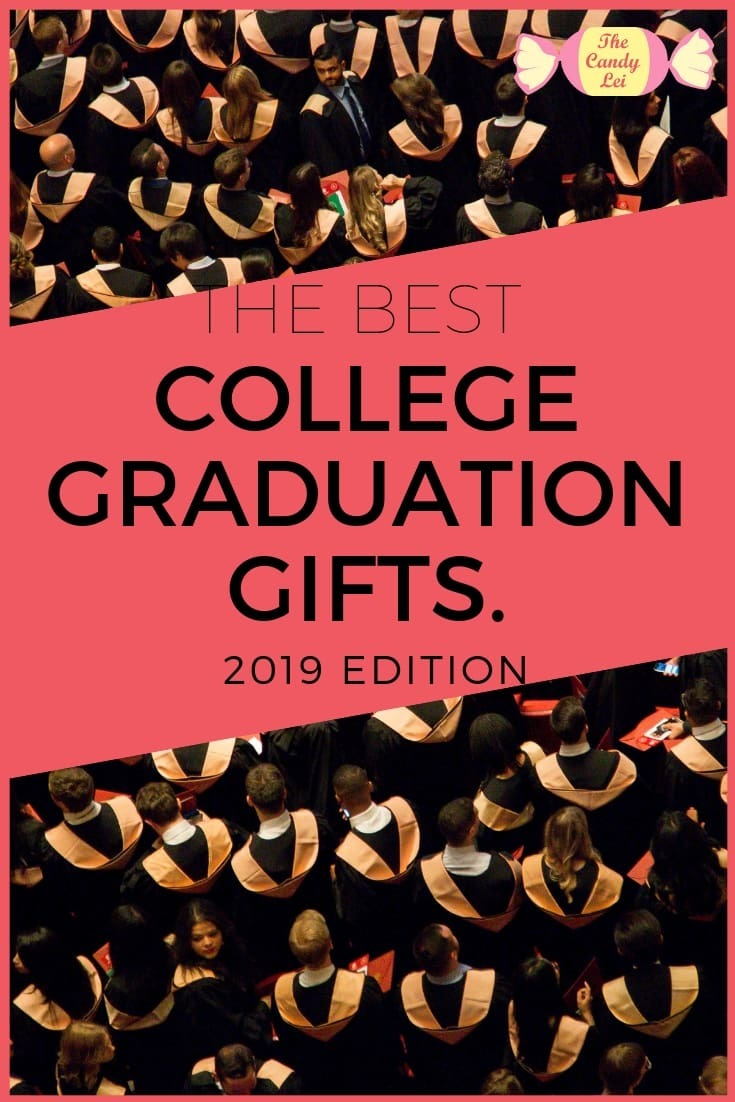 The best graduation gifts of 2019  sc 1 st  The Candy Lei & The 19 Best College Graduation Gifts of 2019 - The Candy Lei