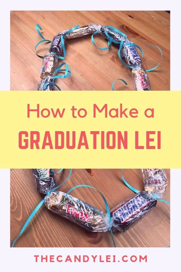 How to make a graduation lei your grad will love.