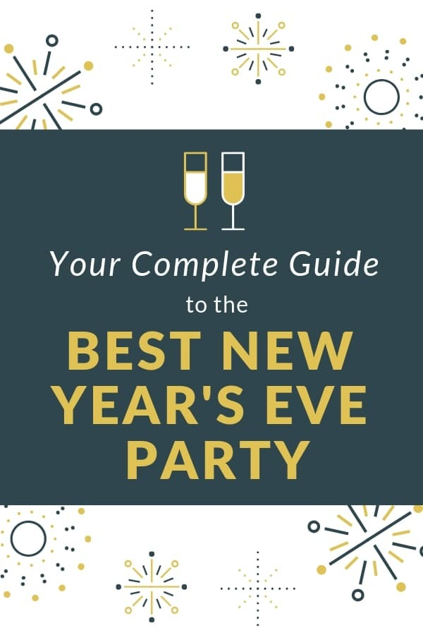 How to host the perfect new years eve party