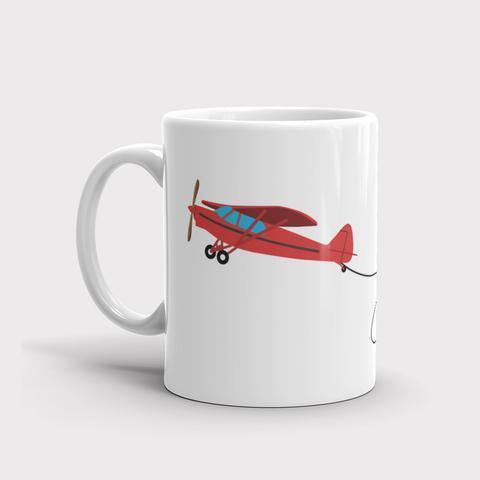Banner carrier mug