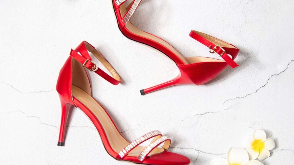 red shoes for graduation